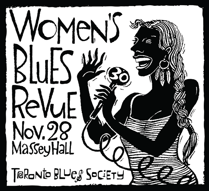 Women's Blues Revue 29th